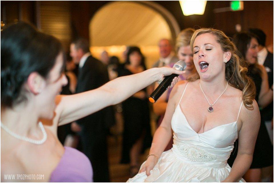 Evergreen Museum & Library Wedding Reception •  tPoz Photography  •  www.tpozphoto.com