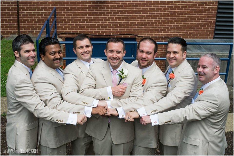 Wedding Prep Loews Annapolis  •  tPoz Photography  •  www.tpozphoto.com