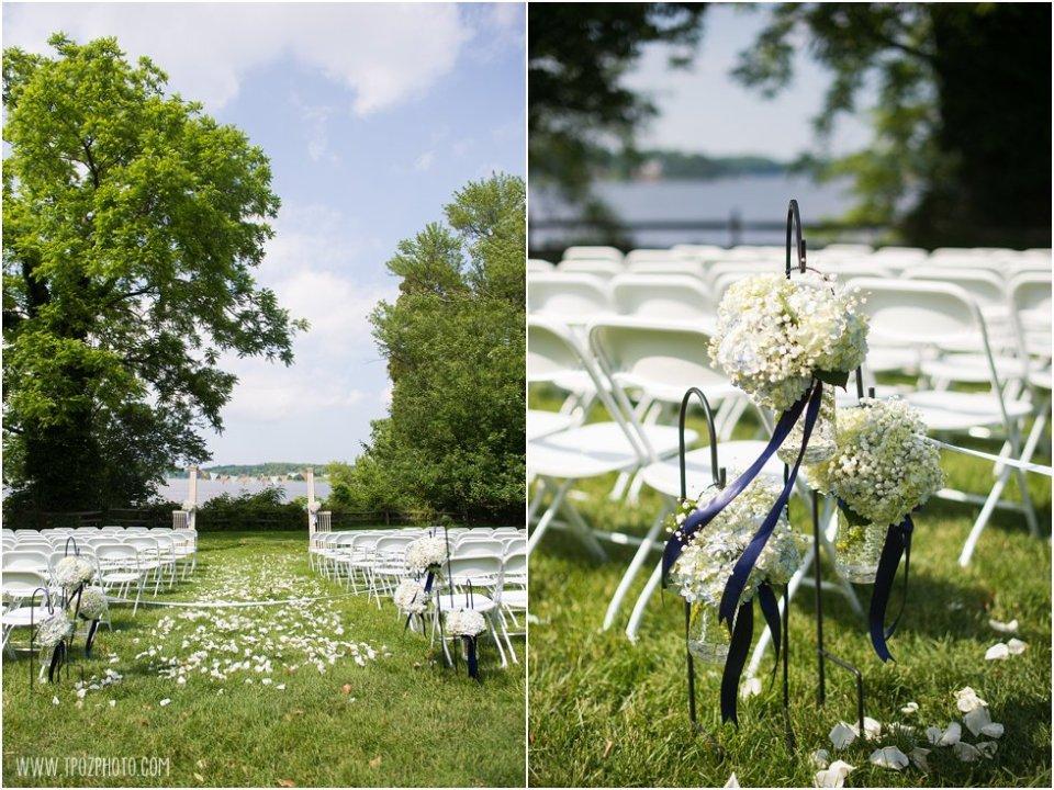Historic London Town Wedding Ceremony Photos  •  tPoz Photography  •  www.tpozphoto.com