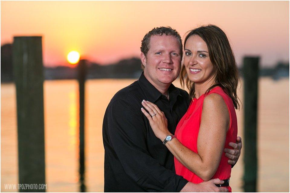 Kent Island Engagement Photos  •  tPoz Photography  •  www.tpozphoto.com