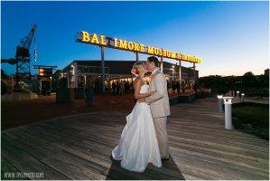 Baltimore Museum of Industry Wedding Photos - Baltimore Wedding Photographer - tPoz Photography