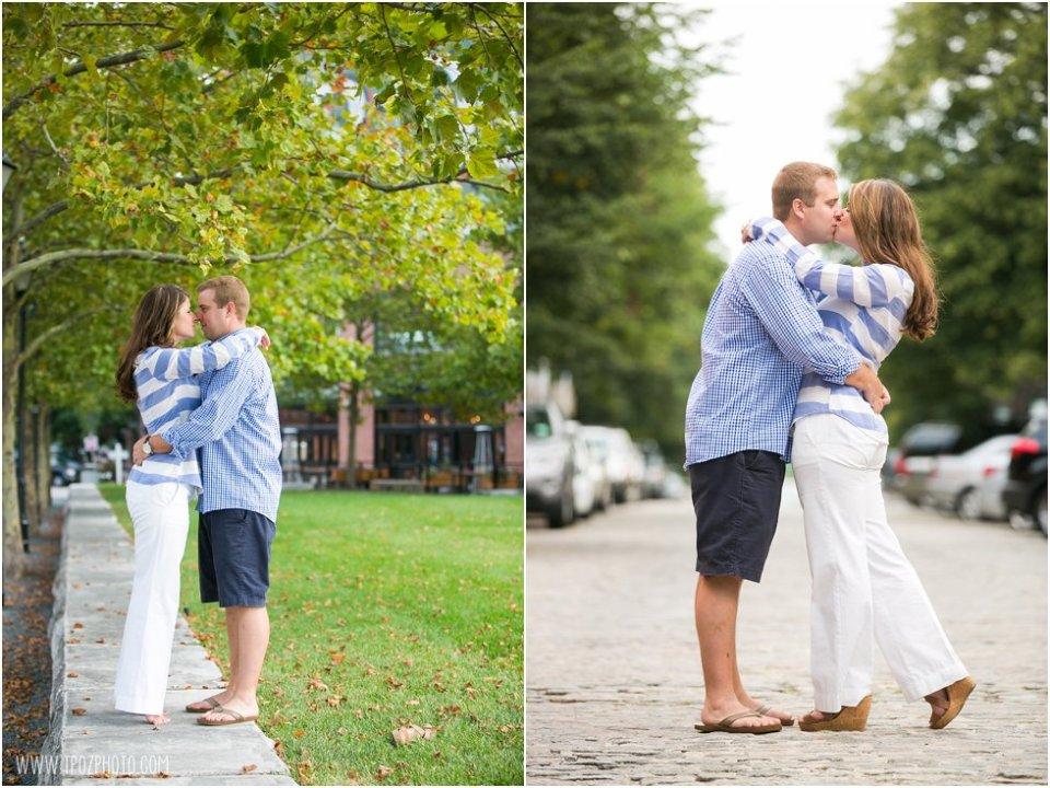 Fells Point Engagement Photos  •  tPoz Photography  •  www.tpozphoto.com