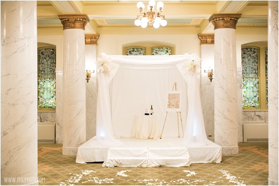 Gatsby-themed wedding at The Grand Historic Venue  •  tPoz Photography  •  www.tpozphoto.com
