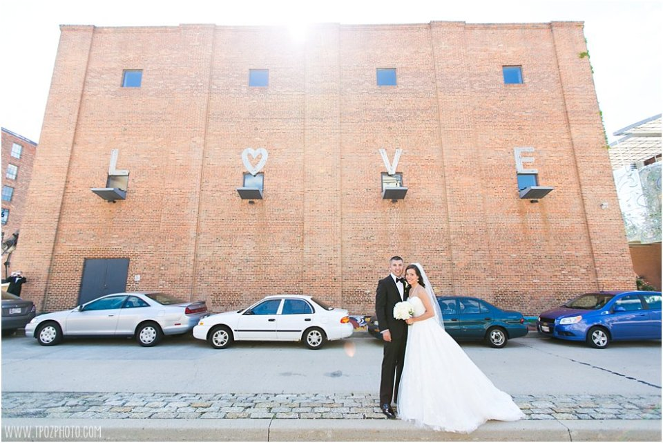 Visionary Art Museum Wedding Photos •  tPoz Photography  •  www.tpozphoto.com