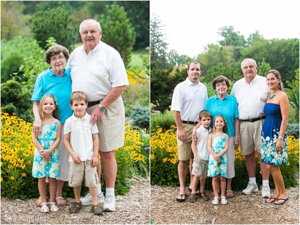 Cylburn Arboretum Family Portrait  •  Baltimore Family Photographer    tPoz Photography  •  www.tpozphoto.com
