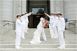 Naval Academy Wedding