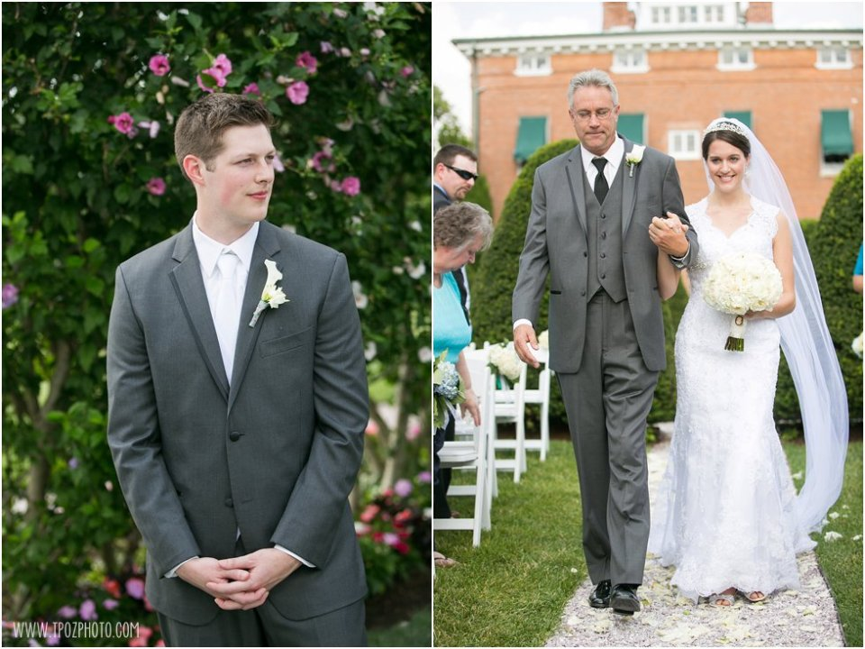 Antrim 1844 Country House Wedding  •  tPoz Photography  •  www.tpozphoto.com