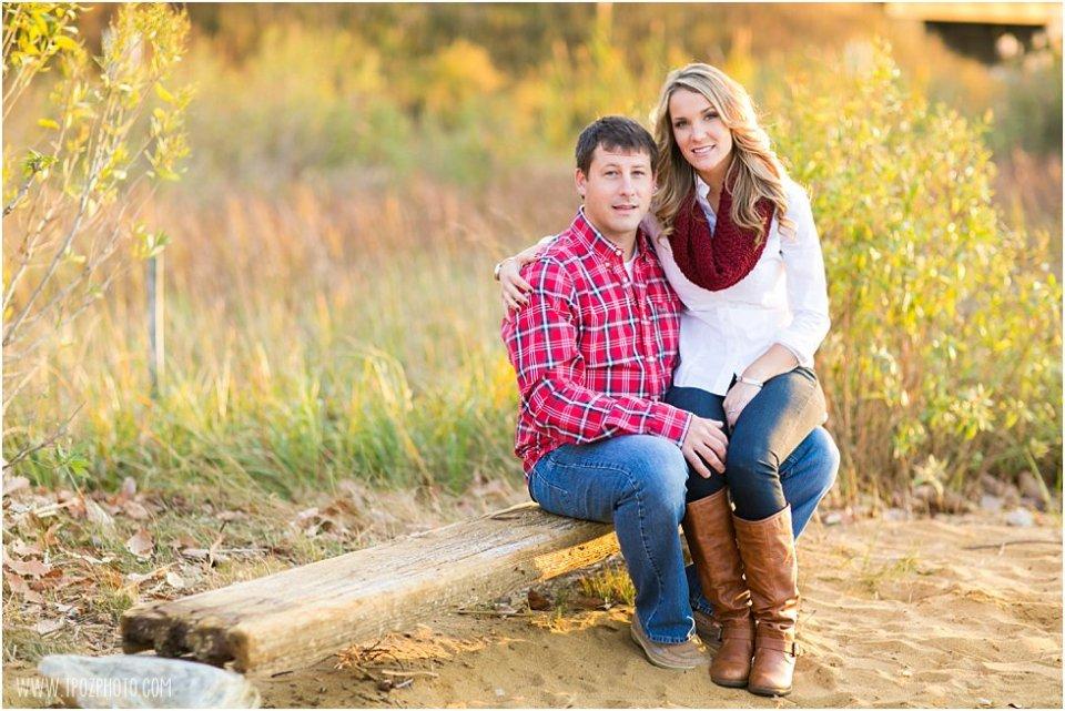 Jonas Green Park Engagement Photos  •  tPoz Photography  •  www.tpozphoto.com