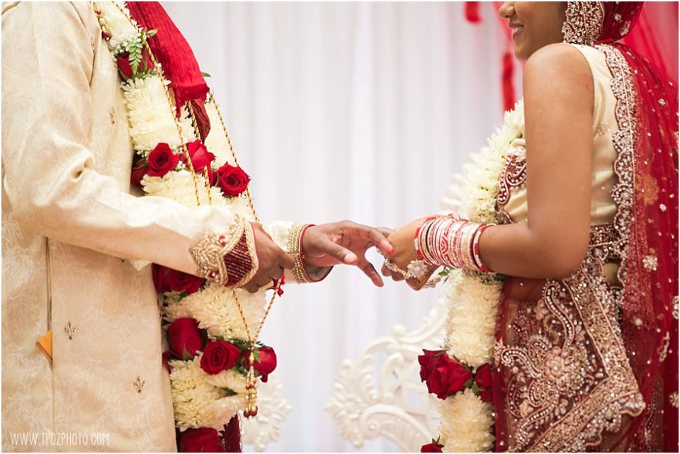 Multi-Cultural Wedding - Hindu+Christian Wedding •  tPoz Photography  •  www.tpozphoto.com