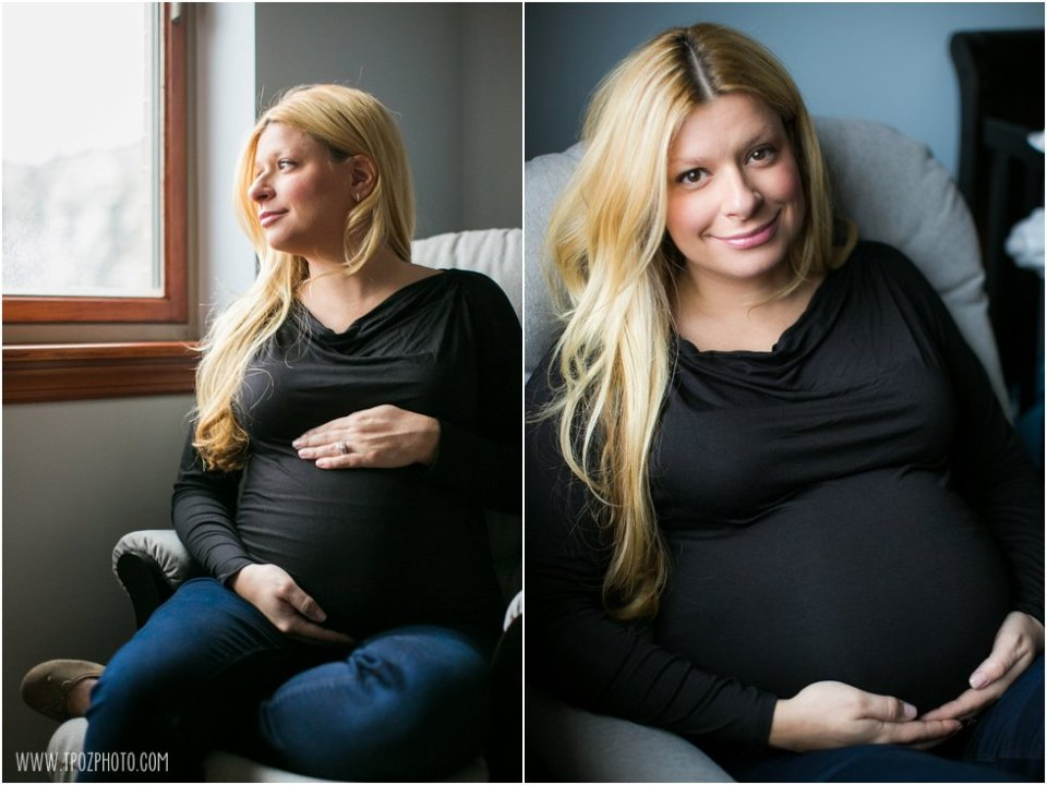 Baltimore Maternity Photographer  •  tPoz Photography  •  www.tpozphoto.com