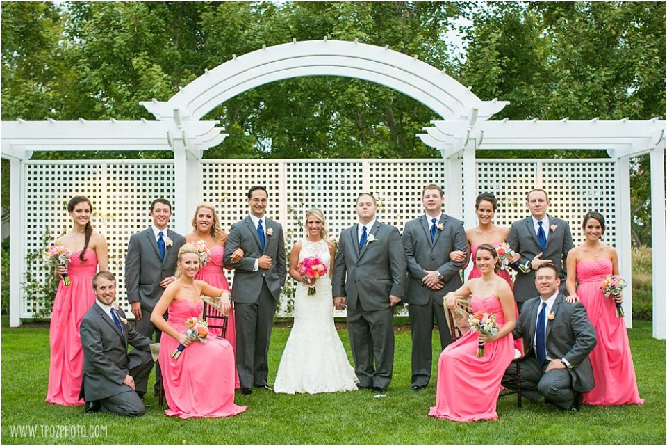 Wedding Photos at the Chesapeake Bay Beach Club   •  tPoz Photography  •  www.tpozphoto.com