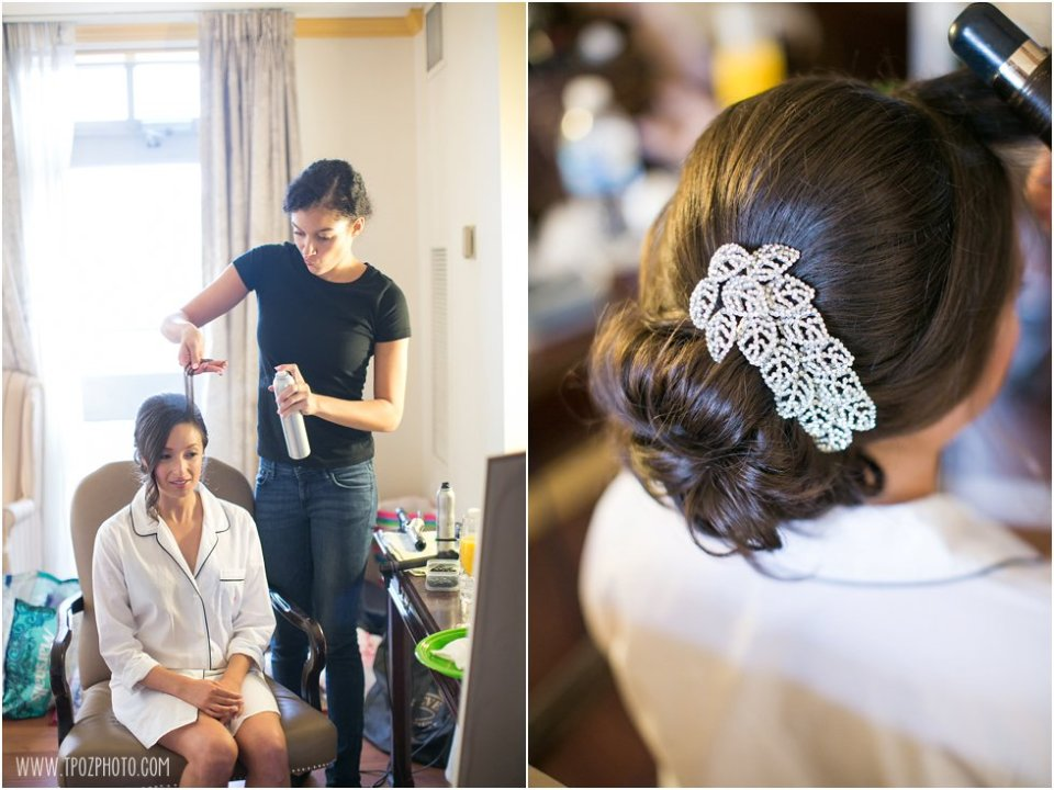 Admiral Fell Inn Wedding Prep  •  tPoz Photography  •  www.tpozphoto.com