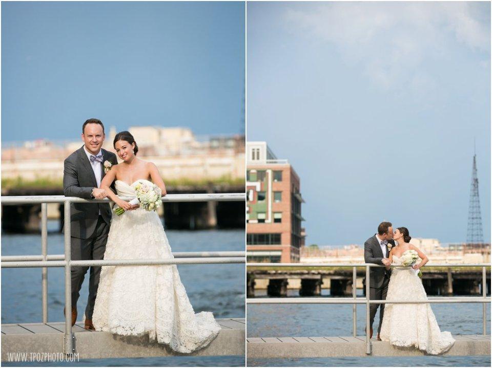 Frederick Douglass Maritime Museum Wedding  • tPoz Photography  • www.tpozphoto.com