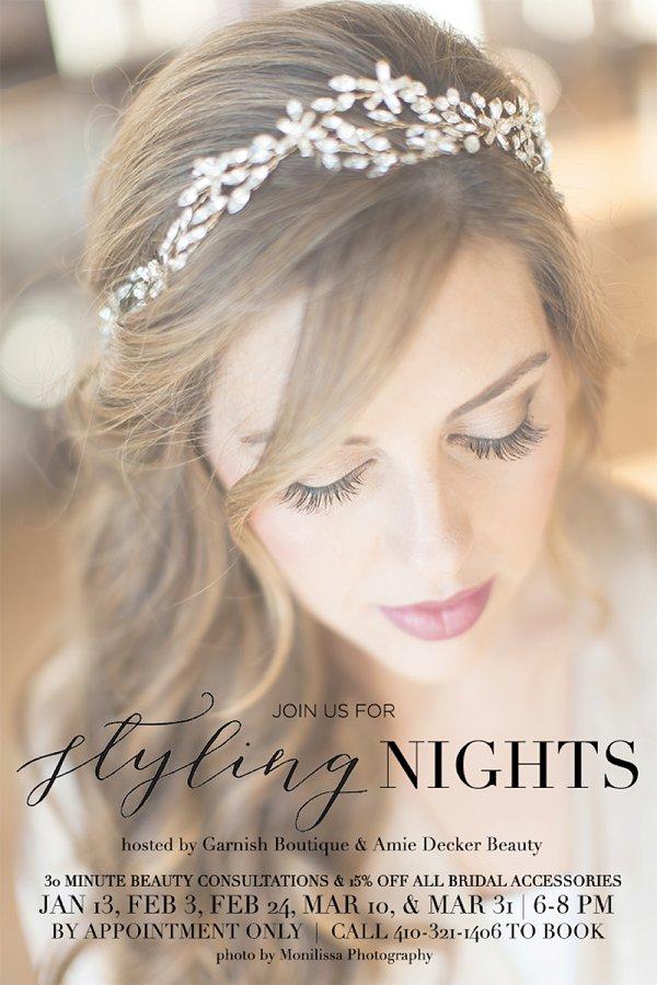 Garnish Boutique & Amie Decker Beauty Styling Night  •  tPoz Photography  • www.tpozphoto.com