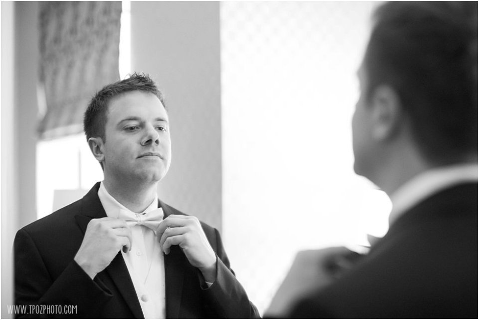 Hotel Monaco Baltimore Wedding Prep  •  tPoz Photography  •  www.tpozphotoblog.com