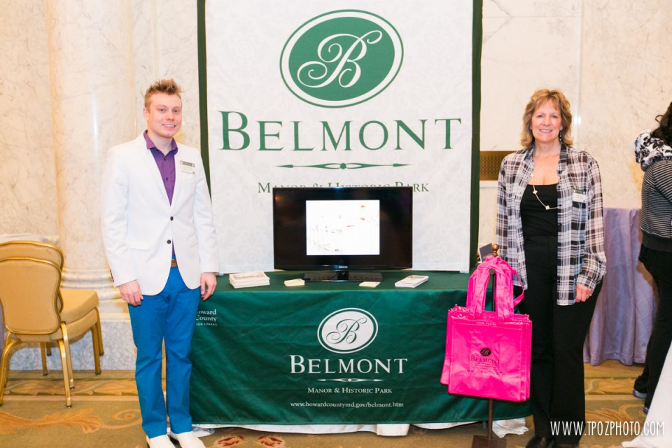 Belmont Manor & Historic Park - Baltimore Bride Aisle Style Event 2015  •  tPoz Photography  •  www.tpozphoto.com