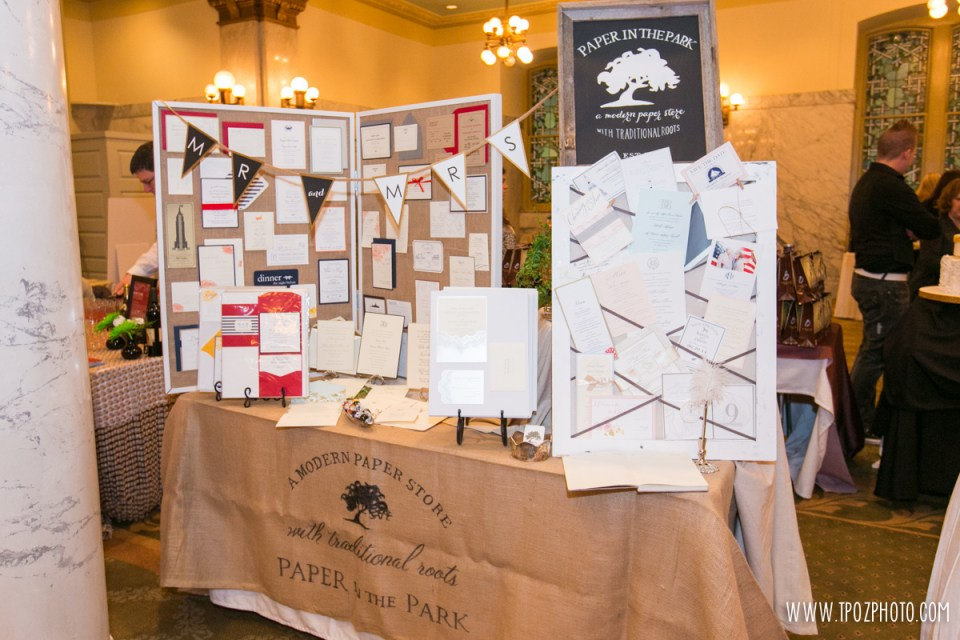 Paper in the Park - Baltimore Bride Aisle Style Event 2015  •  tPoz Photography  •  www.tpozphoto.com