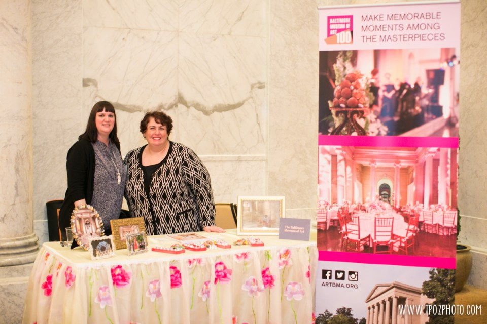 Baltimore Museum of Art Weddings - Aisle Style Event 2015  •  tPoz Photography  •  www.tpozphoto.com