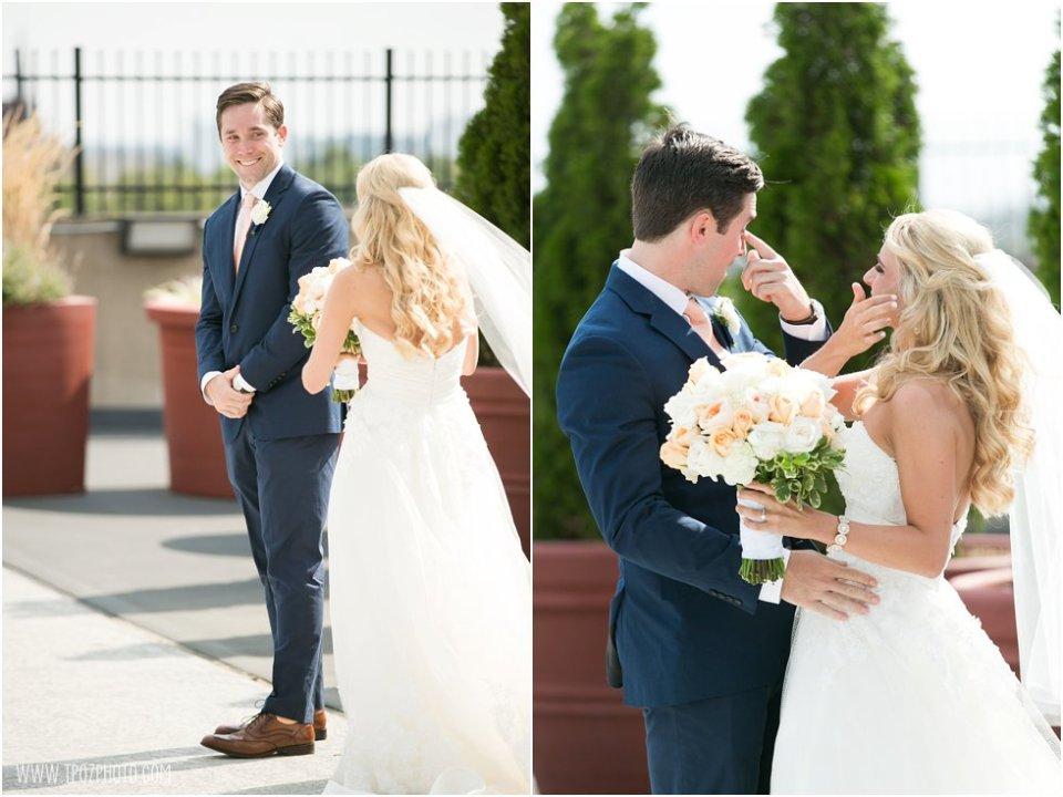 Wedding Prep at Hyatt Regency Baltimore • tPoz Photography • www.tpozphoto.com