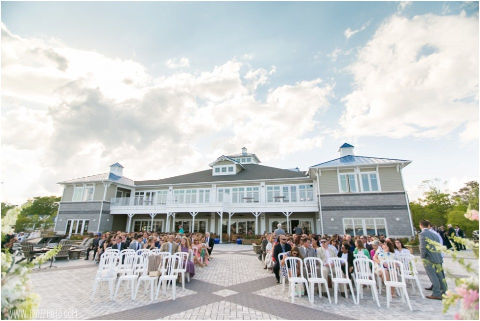 Ocean Pines Yacht Club Wedding • tPoz Photography • www.tpozphoto.com