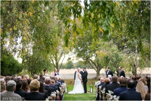 Aspen Wye River Wedding Ceremony Photos