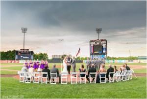 Ripken Stadium Wedding • tPoz Photography • www.tpozphoto.com