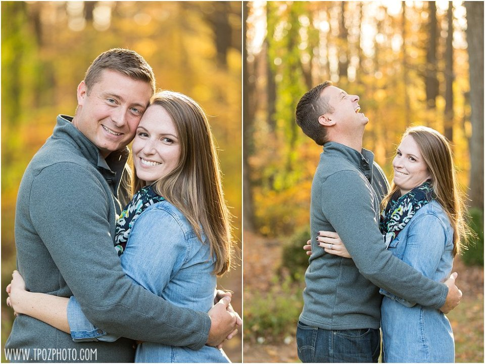 Liriodendron Mansion Engagement •  tPoz Photography •  www.tpozphoto.com