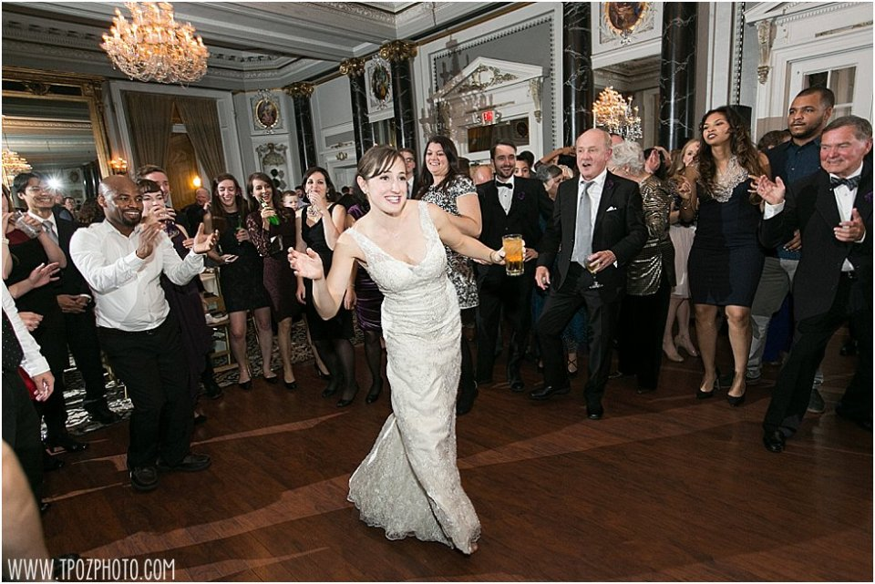 Baltimore Wedding at The Belvedere || tPoz Photography || www.tpozphoto.com