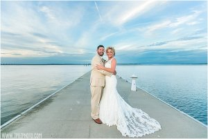 Hyatt Regency Chesapeake Bay wedding