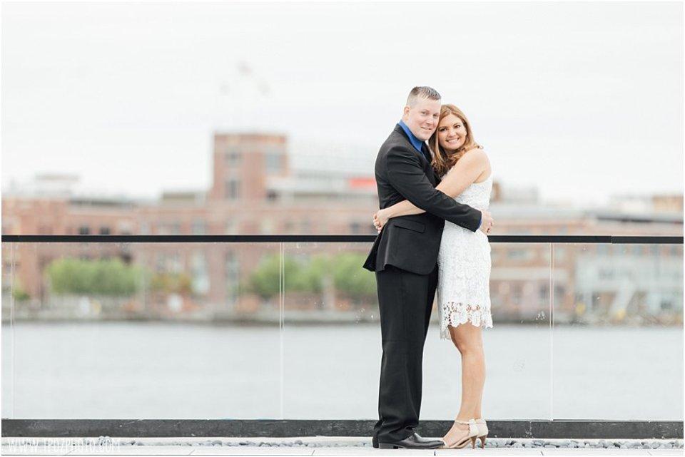 Sagamore Pendry Hotel Wedding Engagement Photos • tPoz Photography • www.tpozphoto.com