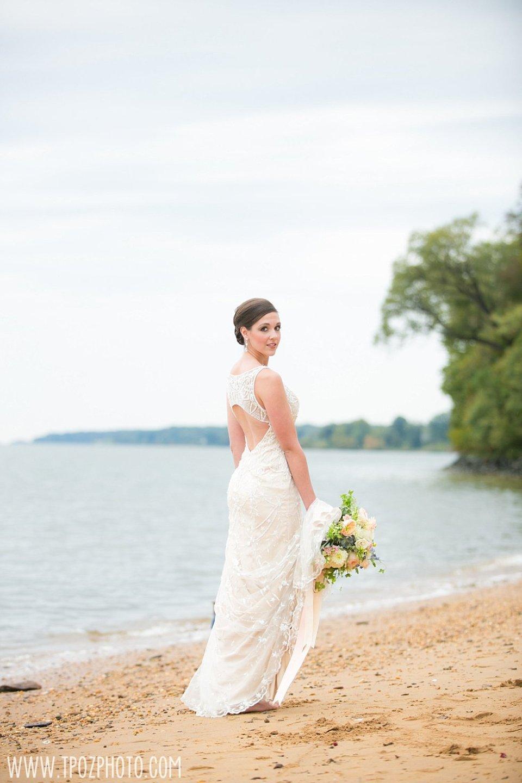 Bohemia Beach Wedding with a barefoot bride • tPoz Photography • www.tpozphoto.com