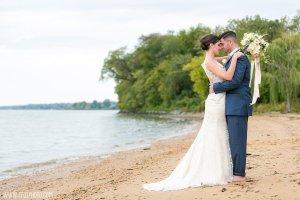 Bohemia River Overlook Wedding Photos • tPoz Photography • www.tpozphoto.com