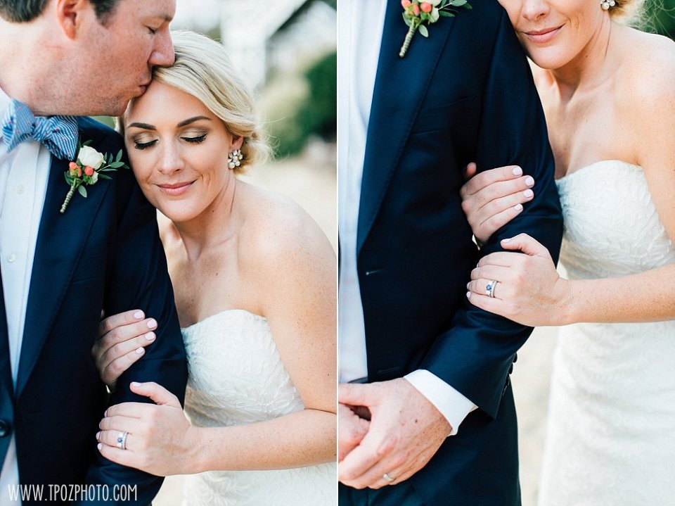 Chesapeake Bay Beach Club Wedding || tPoz Photography || www.tpozphoto.com