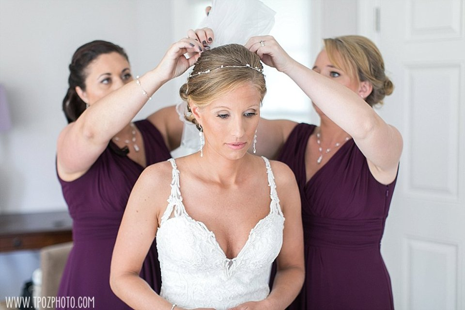 Inn at Huntingfield Creek Wedding || tPoz Photography || www.tpozphoto.com