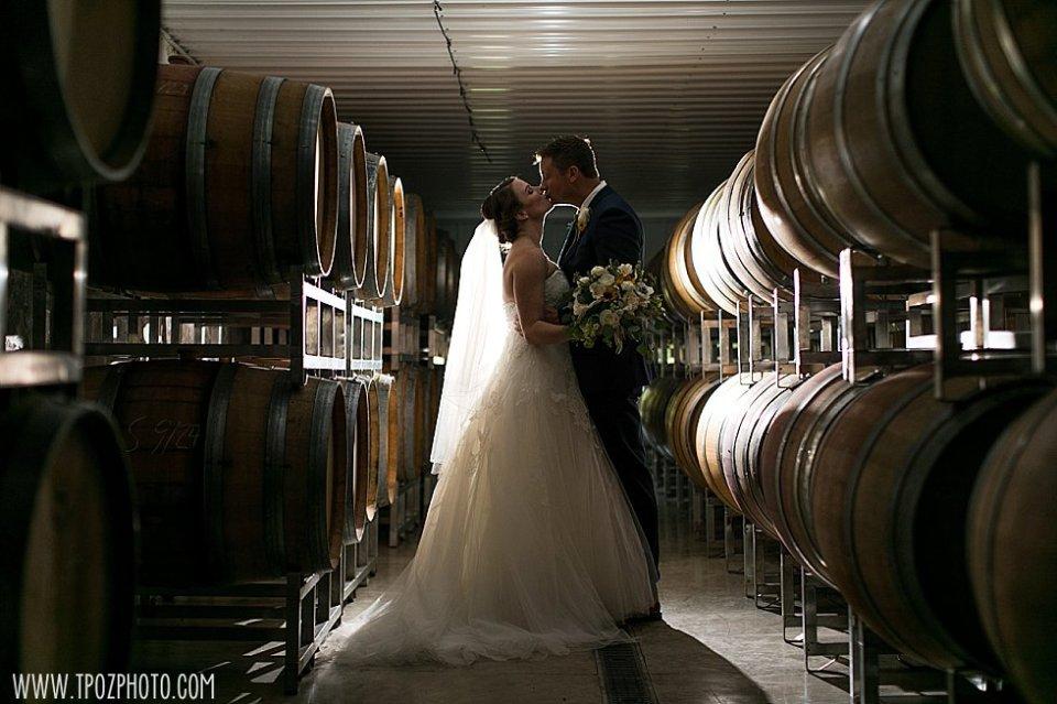 Linganore Winecellars Wedding || tPoz Photography || www.tpozphoto.com