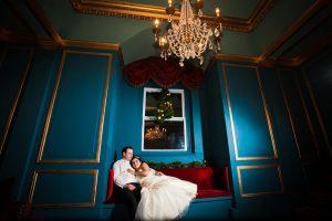 The Belvedere wedding