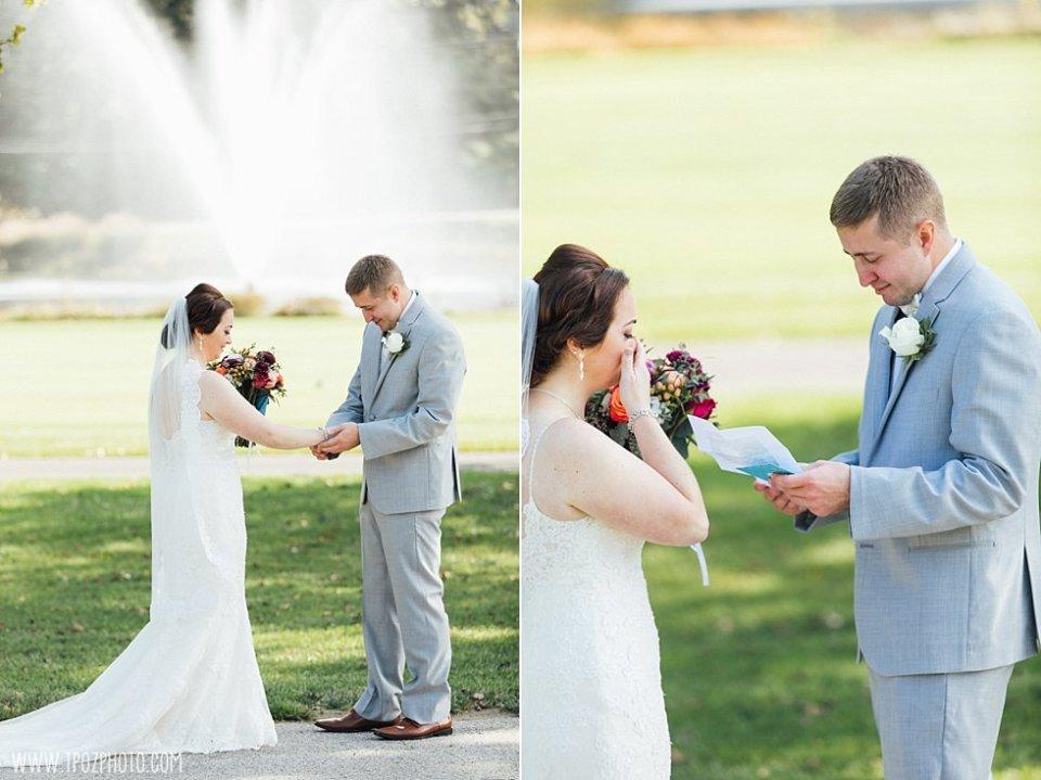 Elegant Turf Valley Wedding • tPoz Photography • www.tpozphoto.com