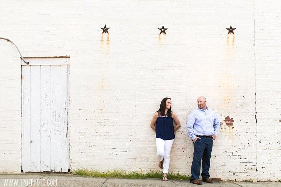 Historic Downtown Annapolis Engagement || tPoz Photography || www.tpozphoto.com