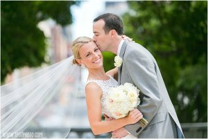 Renaissance Hotel Baltimore Wedding
