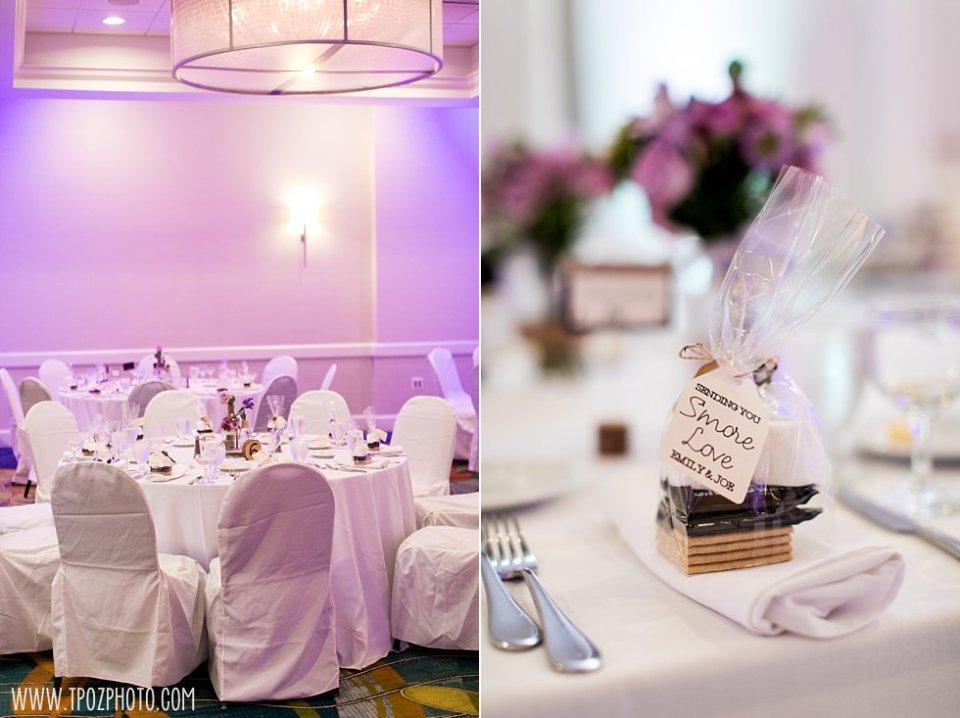 Annapolis Waterfront Hotel Wedding || tPoz Photography || www.tpozphoto.com
