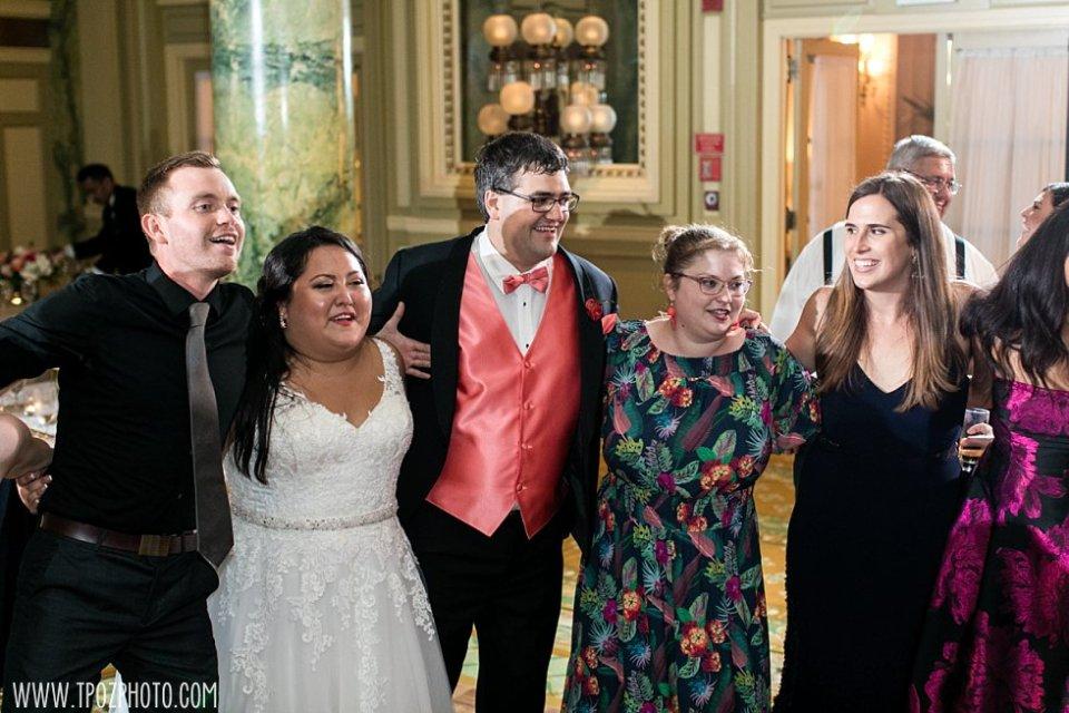 Wedding at The Willard   • tPoz Photography  • www.tpozphoto.com