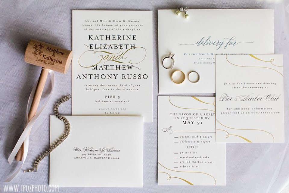 Invitation Suite from minted •  tPoz Photography  •  www.tpozphoto.com