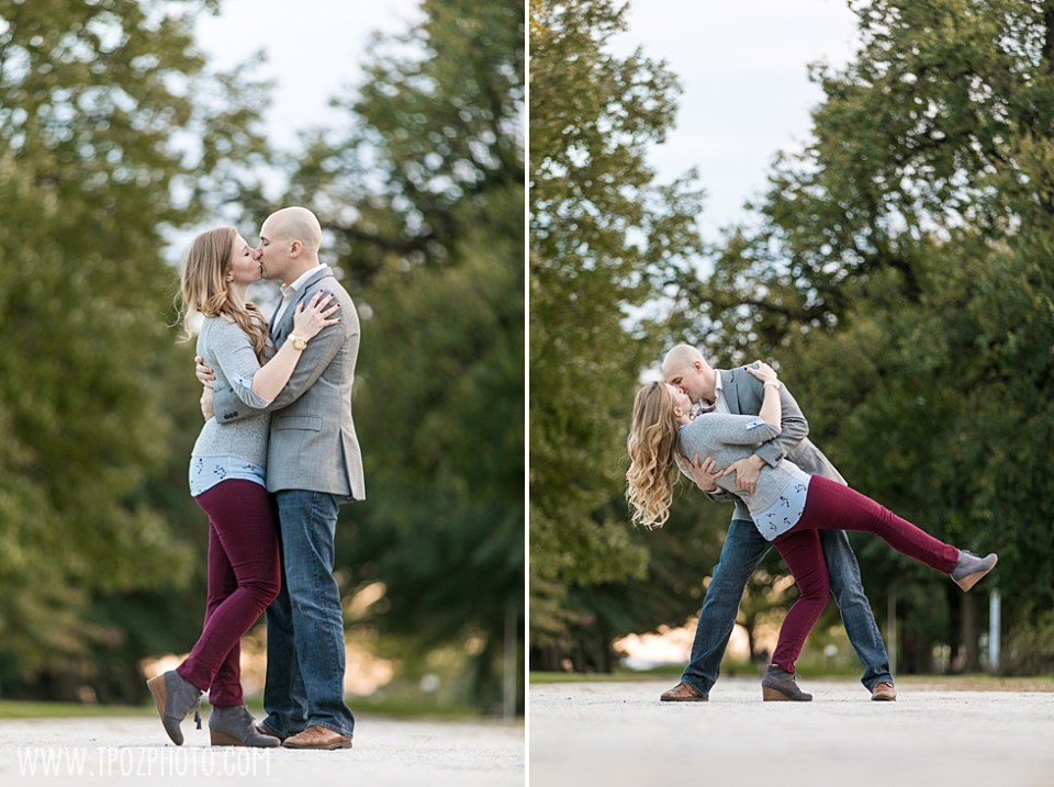 Patterson Park Engagement Session • tPoz Photography  •  www.tpozphoto.com
