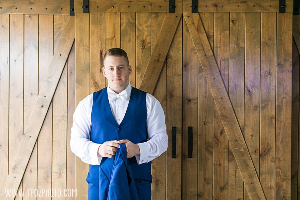 Rosewood Farms Groom's Suite  •  tPoz Photography  •  www.tpozphoto.com