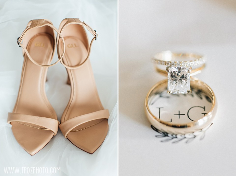Grace Loves Lace wedding shoes