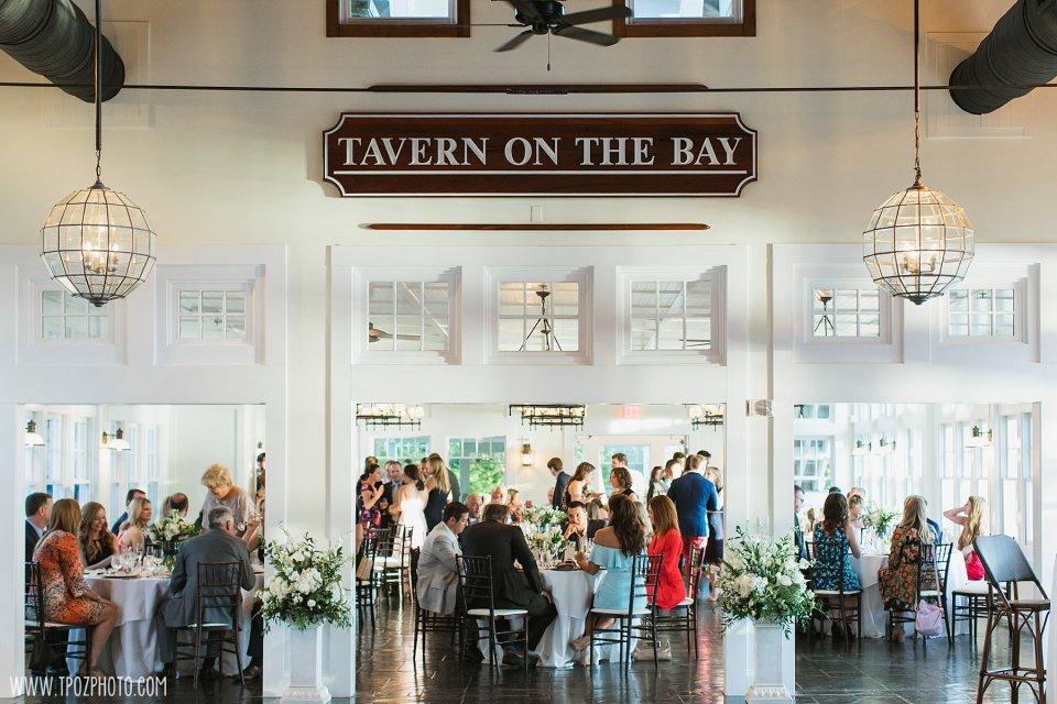 Tavern on the Bay Ballroom wedding