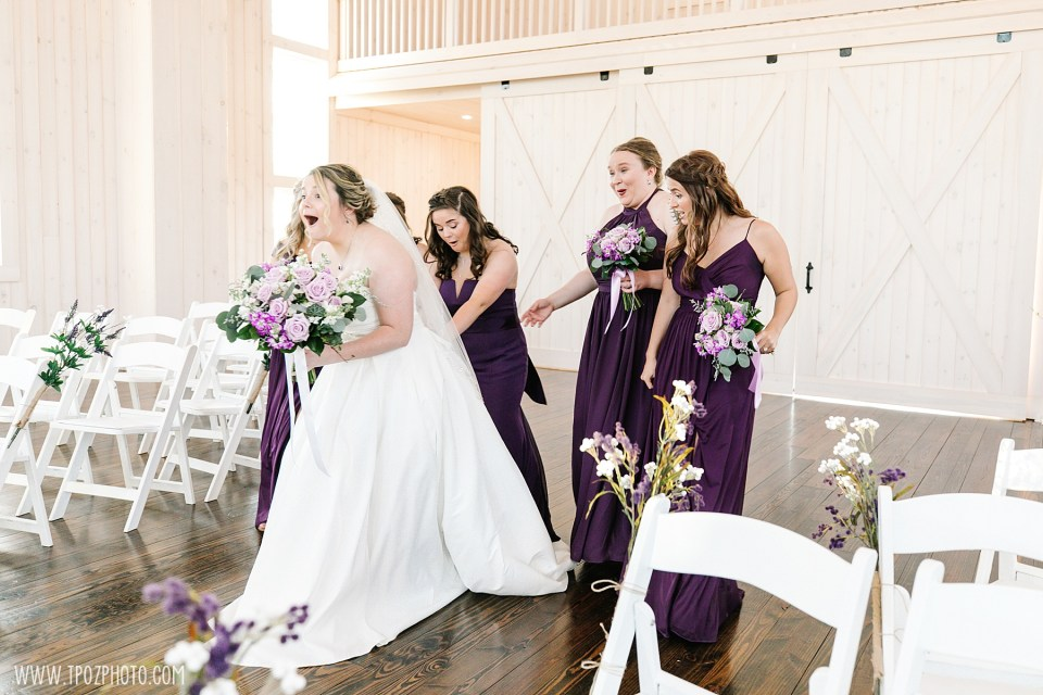 Wedding Party Portraits at Rosewood Farms • tPoz Photography