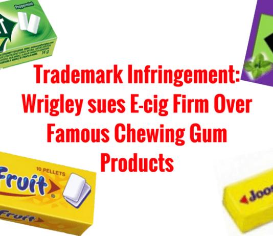 wrigley gum