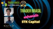 Bruno Guerra da Traderbrasil.com entrevista Tárik Barros da gestora de fundos de investimentos Gauss Capital.