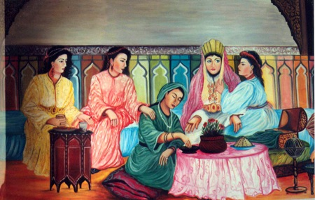 Fasis-Traditional-Family-Painting